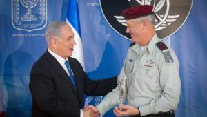 Netanyahu and Gantz might shake hands, but don't believe the smiles.
