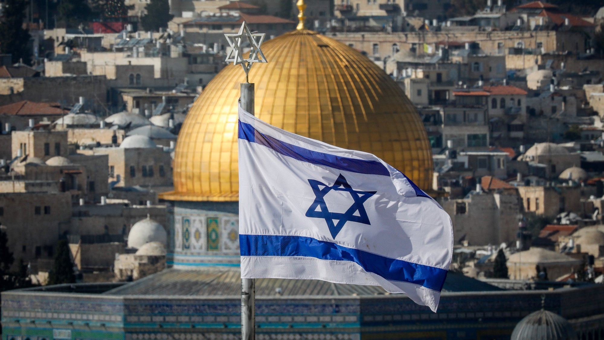 Who really controls Jerusalem and the Temple Mount?