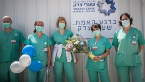 How you can pray for Israel and her healthcare workers amid the corona crisis.