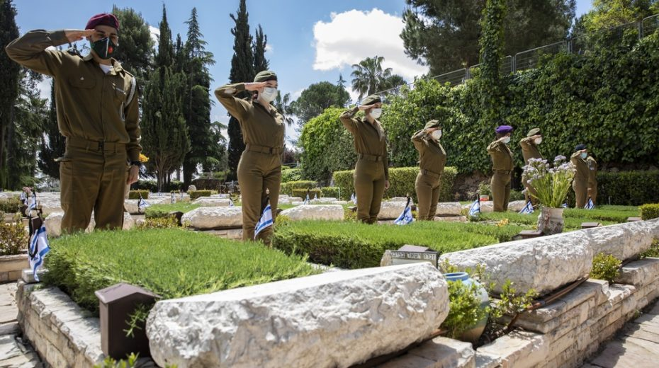 What would the fallen soldiers of Israel want us to do with their memories?