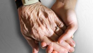 Helping the elderly get through the Corona crisis.