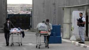 The Palestinians are struggling to prevent a major outbreak of coronavirus.