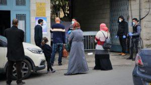 Palestinians Set Sights on Jerusalem Amid Corona Crisis