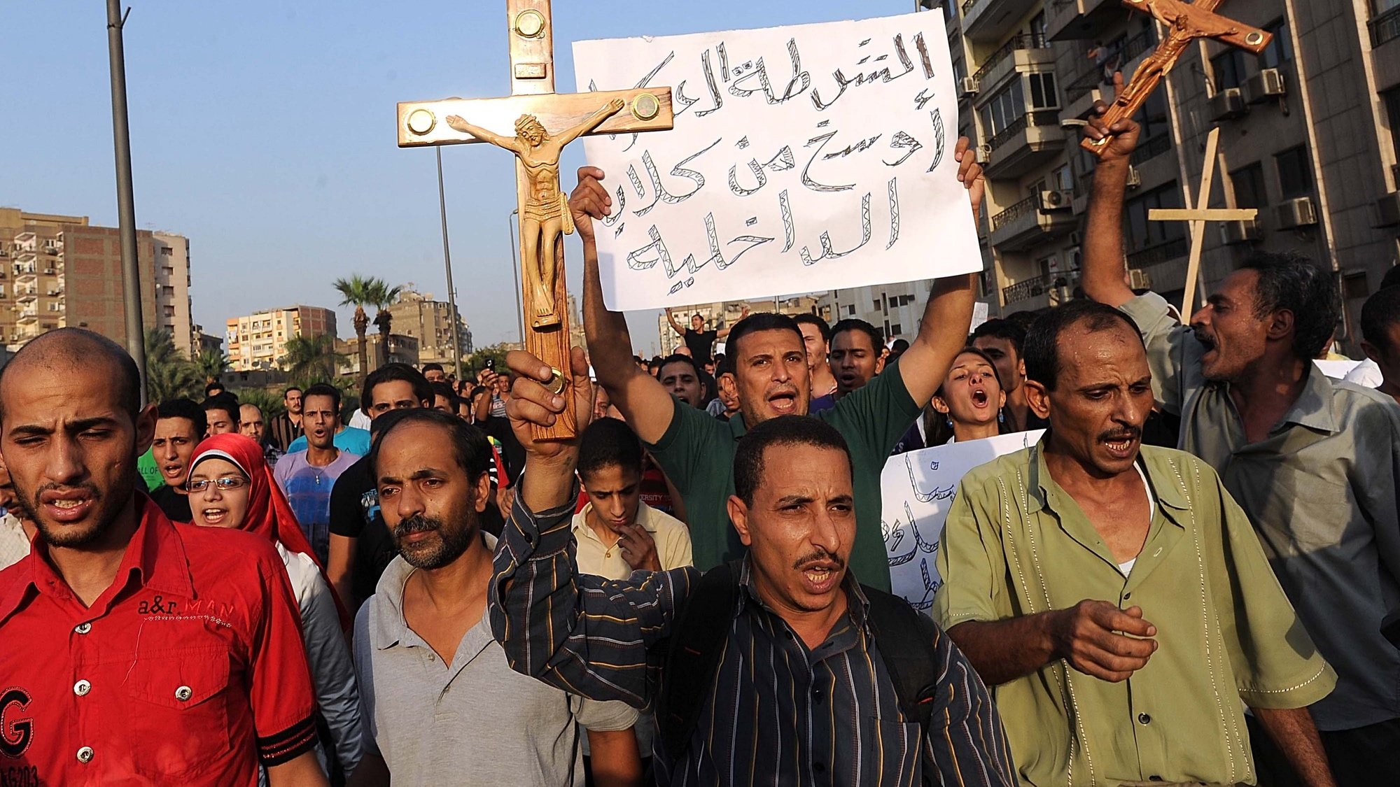 The persecution of Christians and Christian converts in Muslim countries.