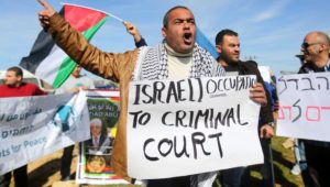 International Criminal Court again takes aim at Israel.