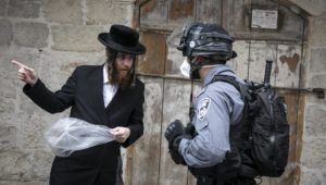 Noncompliance by Orthodox Jews in the face of coronavirus has angered Israelis.
