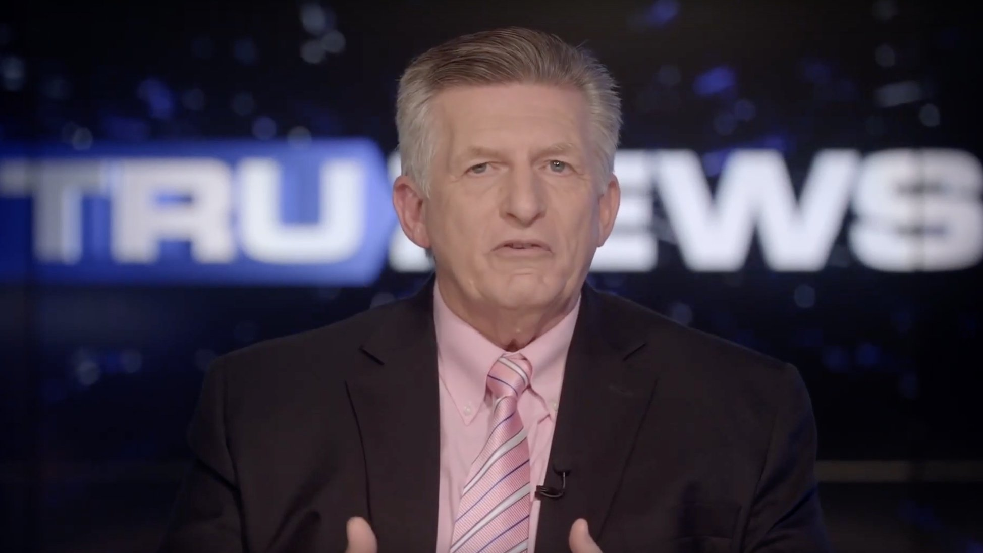 Rick Wiles has predictably blamed the Jews for the coronavirus pandemic.