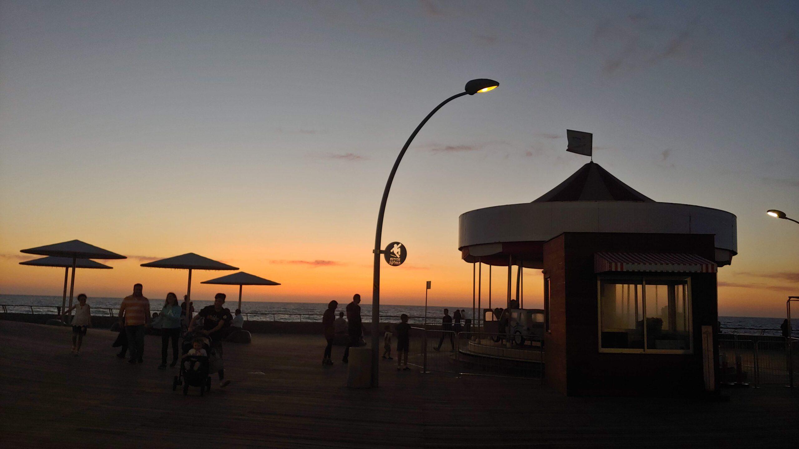 Tel Aviv Hafen