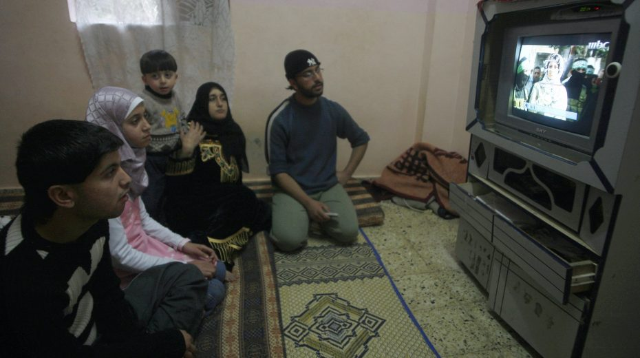 Israel has taken center stage in Ramadan TV programming.