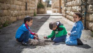 Palestinian children shot in Jerusalem. Do you care?