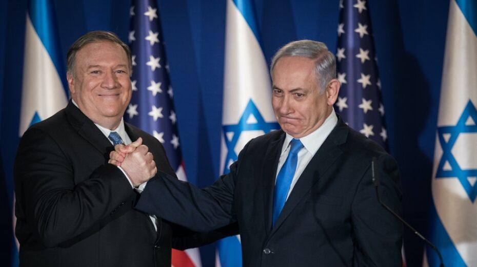 Trump admin warns ICC to back off Israel.