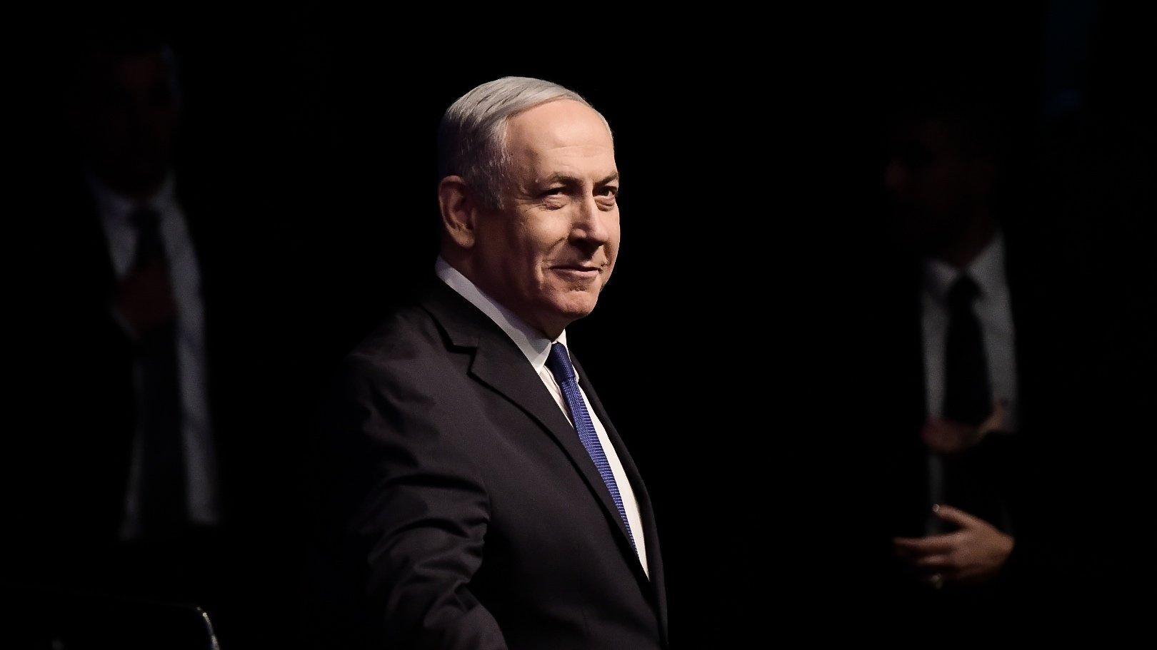 Netanyahu suggests so-called microchip for Israeli kids returning to school.