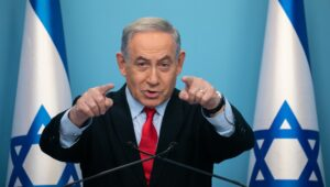 Netanyahu warns Iran regime that its days are numbered.