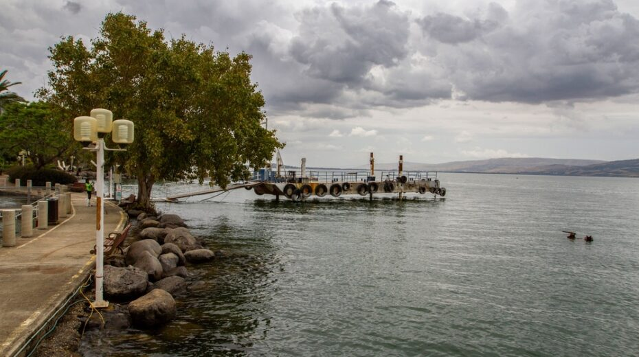 The Sea of Galilee is again full, and that holds prophetic significance for Israel.