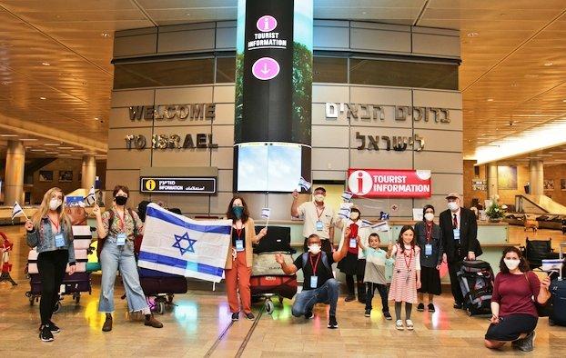 Aliyah to Israel could actually increase under coronavirus.