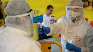 Israel coronavirus study shows 2.5 percent of population was infected.