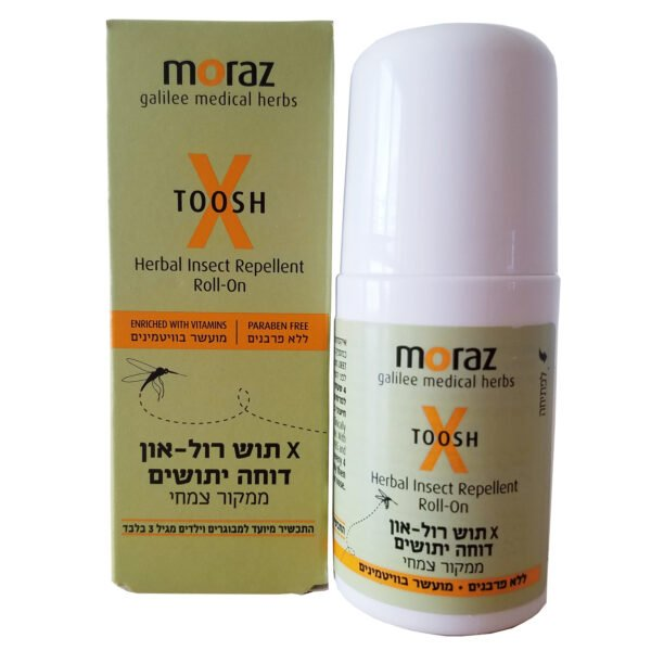 Moraz X-Toosh Aromatic Repellent Roll-On