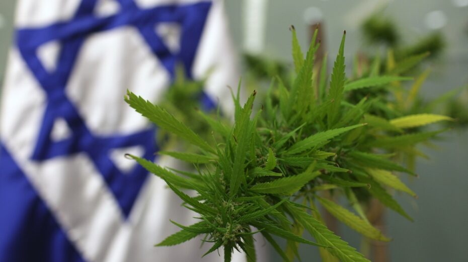 Cannabis residue found on Israelite temple altar.