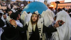 Orthodox Jews accuse one another of idolatry in Israel.