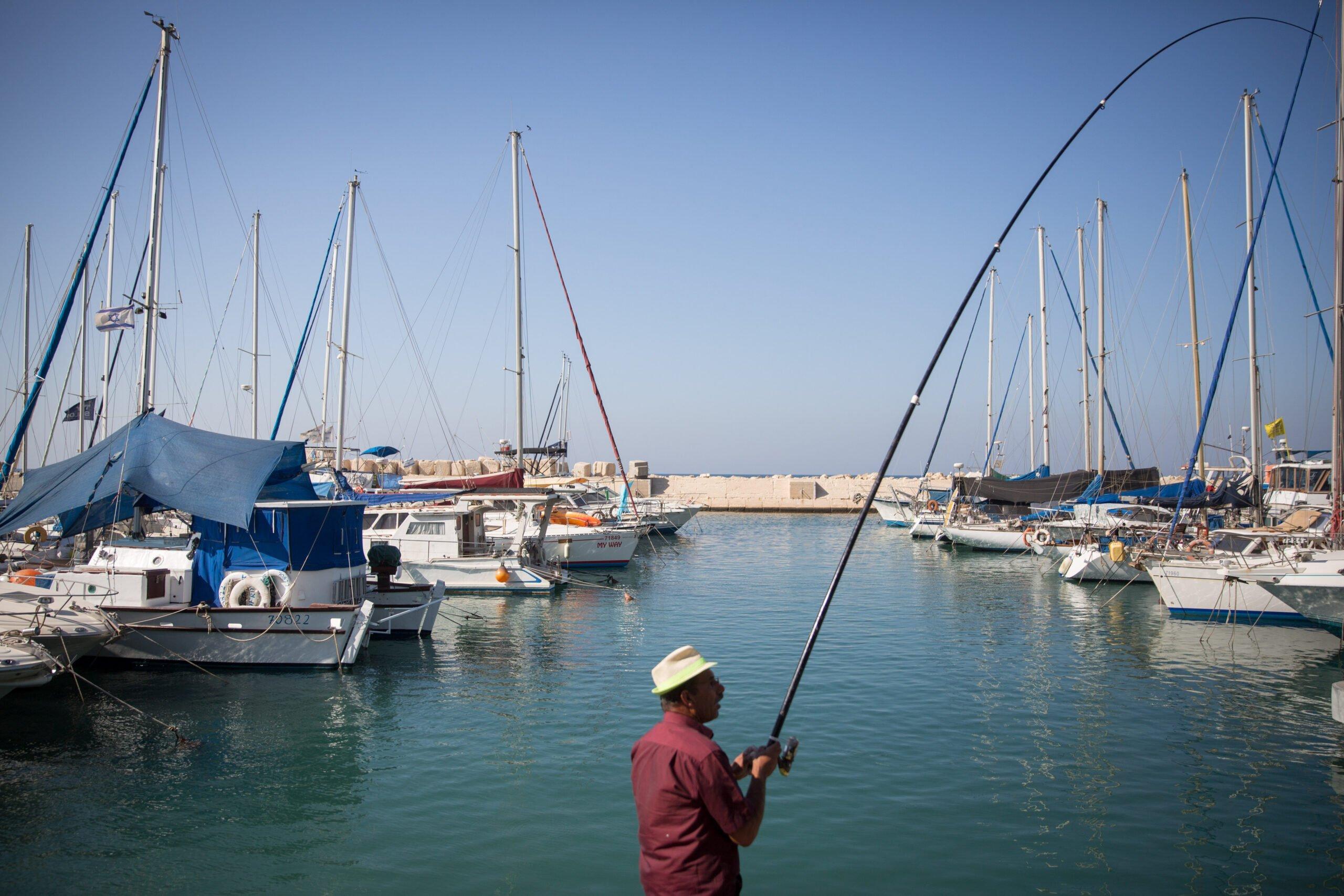 Jaffo Hafen
