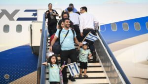 Aliyah is increasing big time in the wake of the Corona crisis