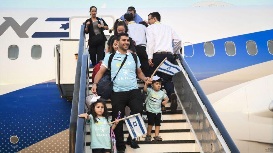 Israel espera que números de Aliá dobrem em 2020