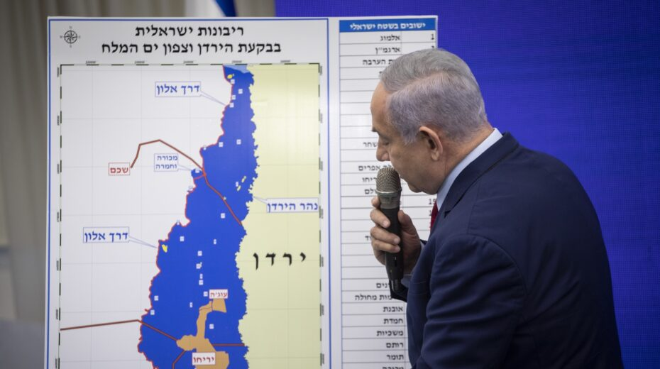 The role of Evangelical Christians in Israel's annexation plans.