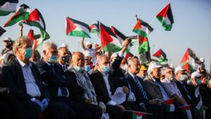 Who's really pushing for a Palestinian state?