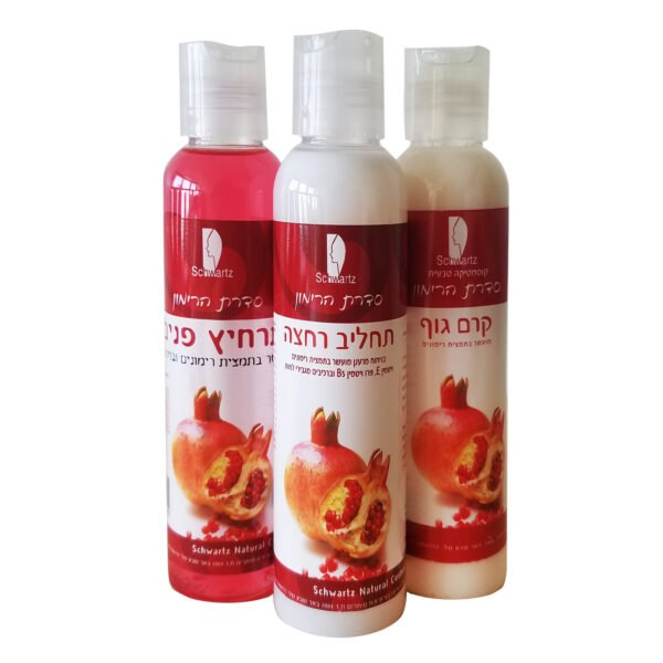 Schwartz Pomegranate Gift Set