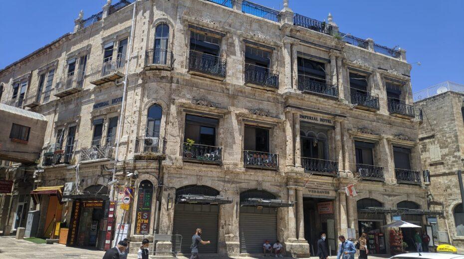 Greek Orthodox Church ordered to honor sale of Jerusalem properties to Israeli settler group.
