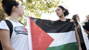 Women for Palestine: The Lie Machine is Not a Time Machine