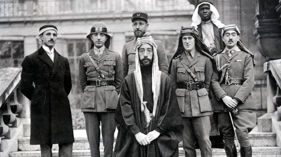 Muslim Zionists convince British politicians to push forward with a Jewish state.