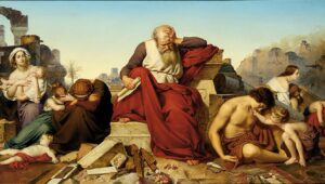 Jeremiah's Anger With the Prophets and Priests