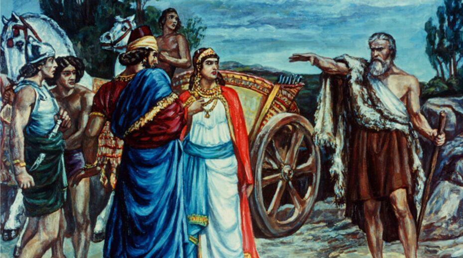 Mulheres da Bíblia: Jezabel