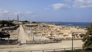 From Judaism to Christianity: LIVE tour of Caesarea