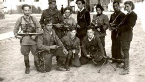 Abba Kovner and his movement were determined to take revenge for the Nazi Holocaust.