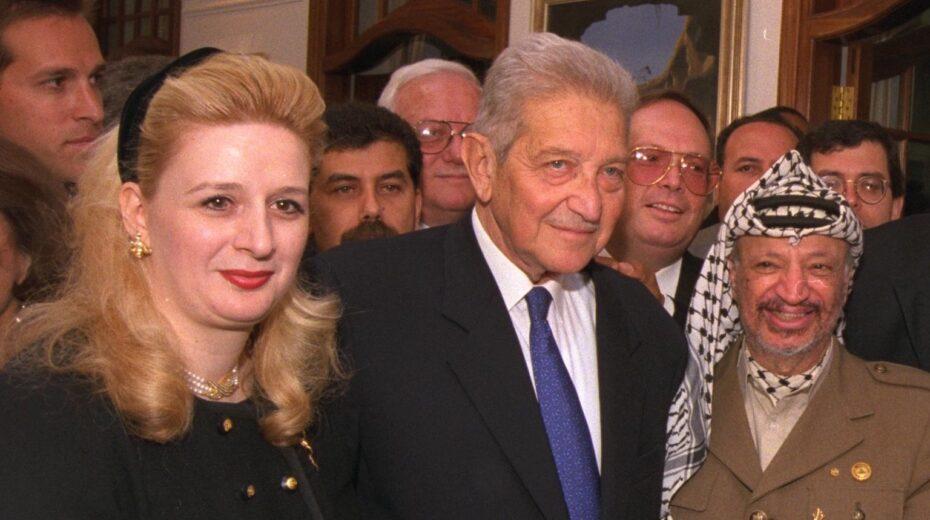 Suha Arafat accepts Israel-UAE normalization.