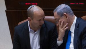 Netanyahu or Naftali Bennett? Either way the left-wing loses.