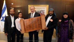 Israeli Rabbi brings the Torah to the Muslims in Arabic.