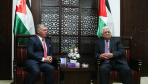 Jordan's King Does Not Want a Palestinian State