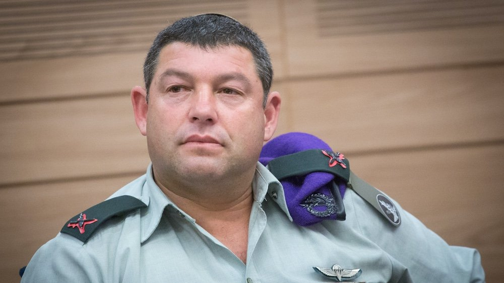 Ofer Winter trusts in God to bring Israel victory.