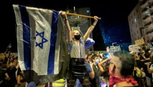 Israel demonstrations have dominated the country for weeks.