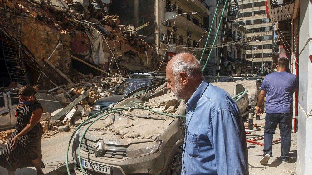 Many Lebanese blame the Beirut explosion on Hezbollah.