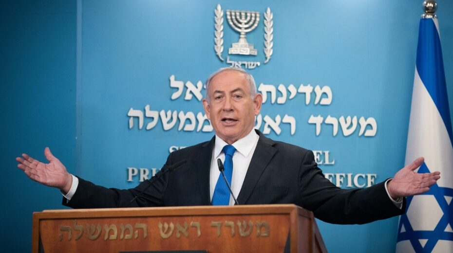 After peace deal with UAE announced, Israel PM says he's ready for more.