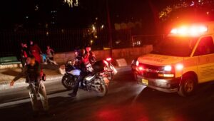 Israel has not suffered a terror death in over a year.