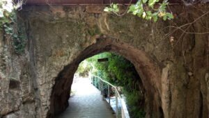 "Tour of Caesarea Philippi- Banias: ""Who Holds the Keys to the Kingdom?"""