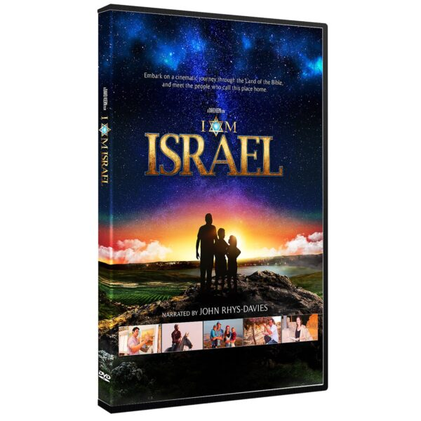 I am Israel (DVD)