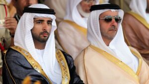UAE leaders finally drop yoke of Palestinian cause to make peace with Israel.