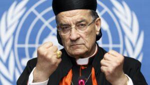 Lebanese Christian leader Cardinal Bechara Boutros Rai has decided to take on Hezbollah.