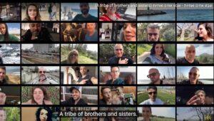 Viral Music Video Unites Israelis